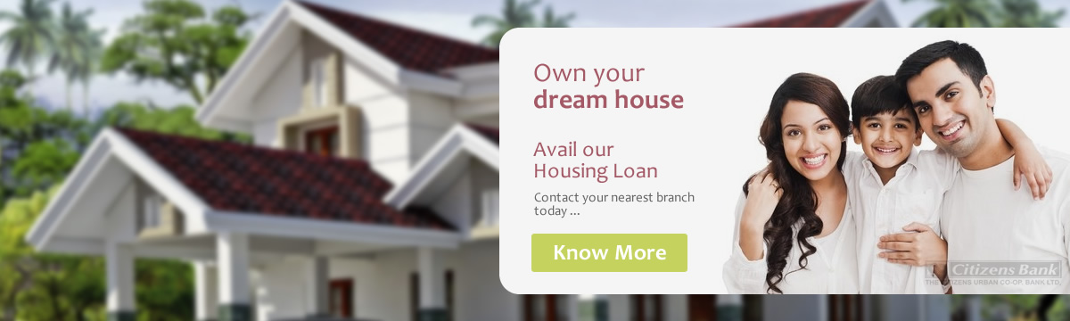 Housing Loans from Citizens Bank